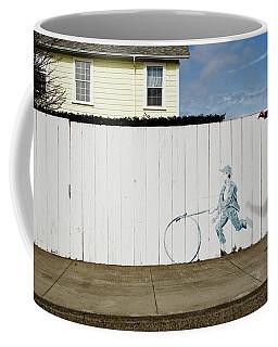 Downhill Buddy Coffee Mug