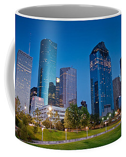 Downtown Houston Coffee Mug