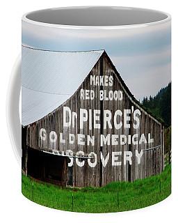 Dr. Pierce Barn 110514.98.1 Coffee Mug