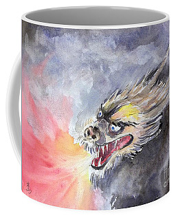 Dragon Of 2012  Coffee Mug by Yoshiko Mishina