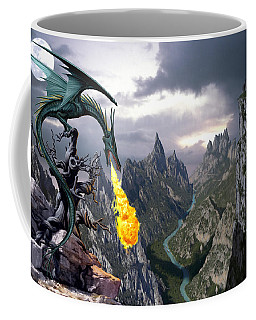 Dragon Valley Coffee Mug