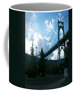 Dramatic St. Johns Coffee Mug