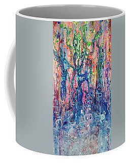Dream Of Our Souls Awake Coffee Mug by Regina Valluzzi