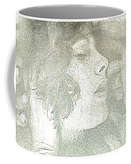 Dreaming Coffee Mug by Rory Sagner
