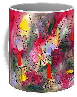 Dreams At Dawn Coffee Mug