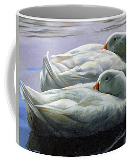 Duck Nap Coffee Mug