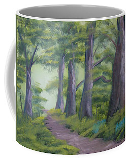 Duff House Path Coffee Mug