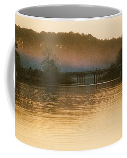 Dusk And Fog Coffee Mug