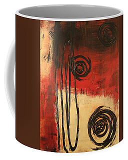 Dynamic Red 1 Coffee Mug