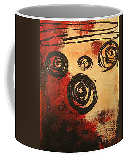 Dynamic Red 2 Coffee Mug