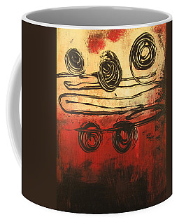 Dynamic Red 3 Coffee Mug