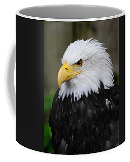 Eagle In Ketchikan Alaska 1371 Coffee Mug