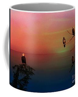Eagle's View Coffee Mug