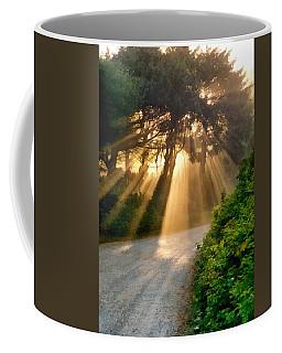Early Morning Sunlight Coffee Mug