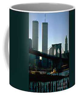 East River Tugboat Coffee Mug