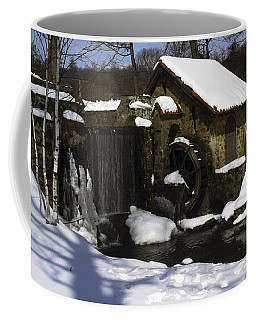 Eastern University Waterwheel Historic Place Coffee Mug