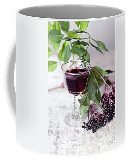 Elderberries 04 Coffee Mug