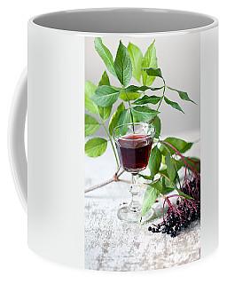 Elderberries 05 Coffee Mug