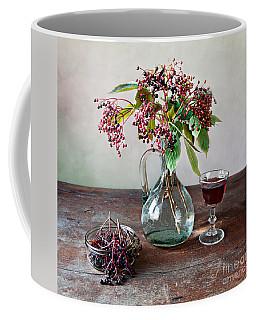 Elderberries 08 Coffee Mug