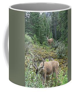Elegant Elk Coffee Mug