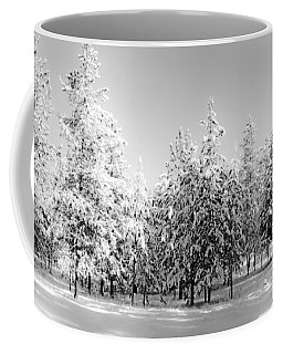 Coffee Mug featuring the photograph Elegant Wonderland by Janie Johnson