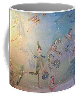 Elf The Musical Coffee Mug