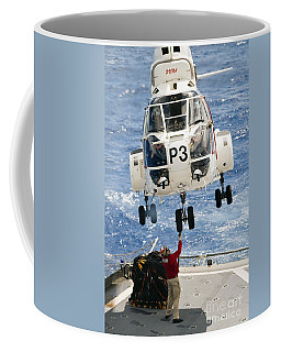 Embarked Presidential Airways Puma Coffee Mug