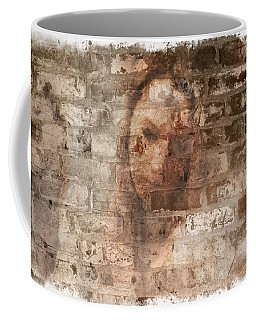 Coffee Mug featuring the photograph Emotions- Self Portrait by Janie Johnson