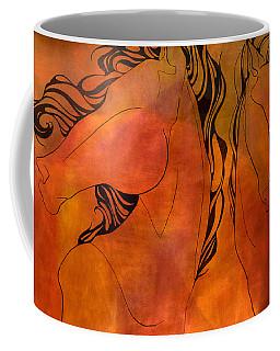 En Gallop Coffee Mug