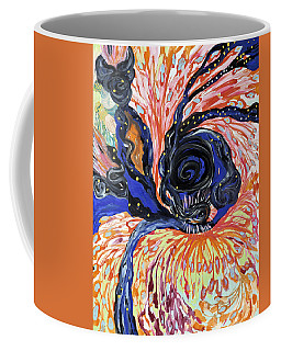 Energy Swirls Coffee Mug