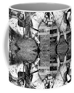 English And Western Collide Coffee Mug