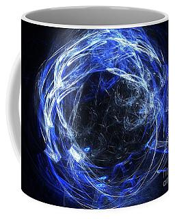 Coffee Mug featuring the digital art Eternal by Kim Sy Ok