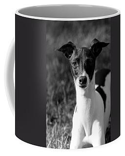 Ethan In Black And White Coffee Mug