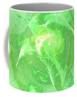Coffee Mug featuring the digital art Ethereal by Kim Sy Ok