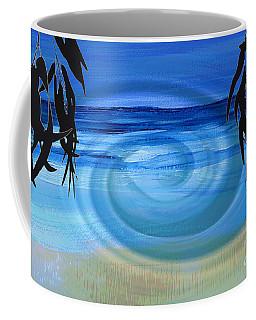Eucalyptus Ocean View Coffee Mug