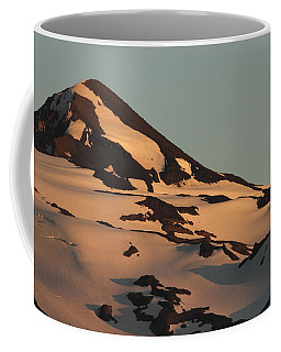 Evening Into Night Coffee Mug by Laddie Halupa