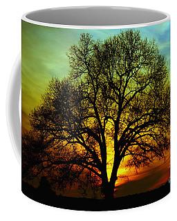 Evening Palette Coffee Mug