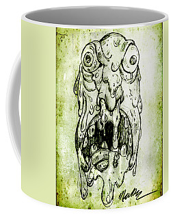 Evil Snot Monster Coffee Mug