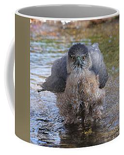 Excuse Me But I Am Bathing Here. Coffee Mug