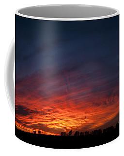 Expansive Sunset Coffee Mug