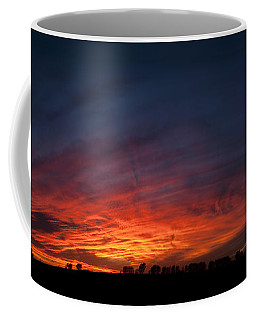 Expansive Sunset Coffee Mug by Art Whitton