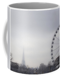 Coffee Mug featuring the photograph Fading Away by Victoria Harrington