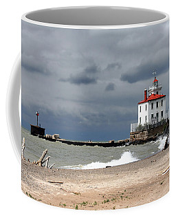 Fairport Harbor Beach Coffee Mug