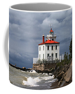 Fairport Harbor West Breakwater Lighthouse Coffee Mug