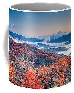 Fall Fog 1 Coffee Mug