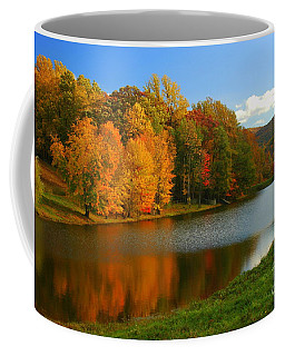 Fall In New York State Coffee Mug