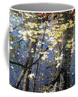 Fall Reflections Coffee Mug by I'ina Van Lawick