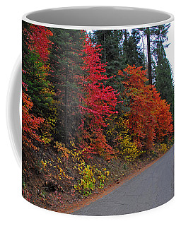 Fall's Splendor Coffee Mug by Lynn Bauer