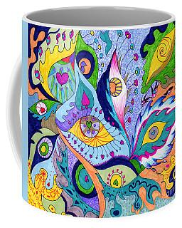Fantas Eyes Coffee Mug