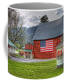 Feeling Patriotic Coffee Mug